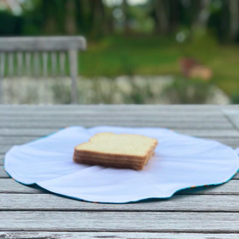 Wraps et pochettes à sandwichs