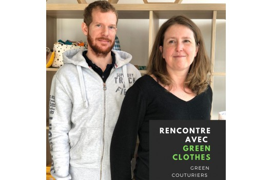 Rencontre avec Green Clothes